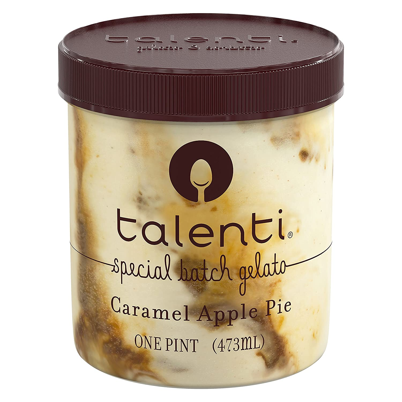Talenti Gelato Caramel Apple Pie, 1 pint (Frozen): Amazon.com: Grocery & Gourmet Food