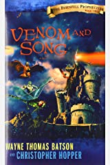 Venom and Song: The Berinfell Prophecies Series - Book Two Paperback