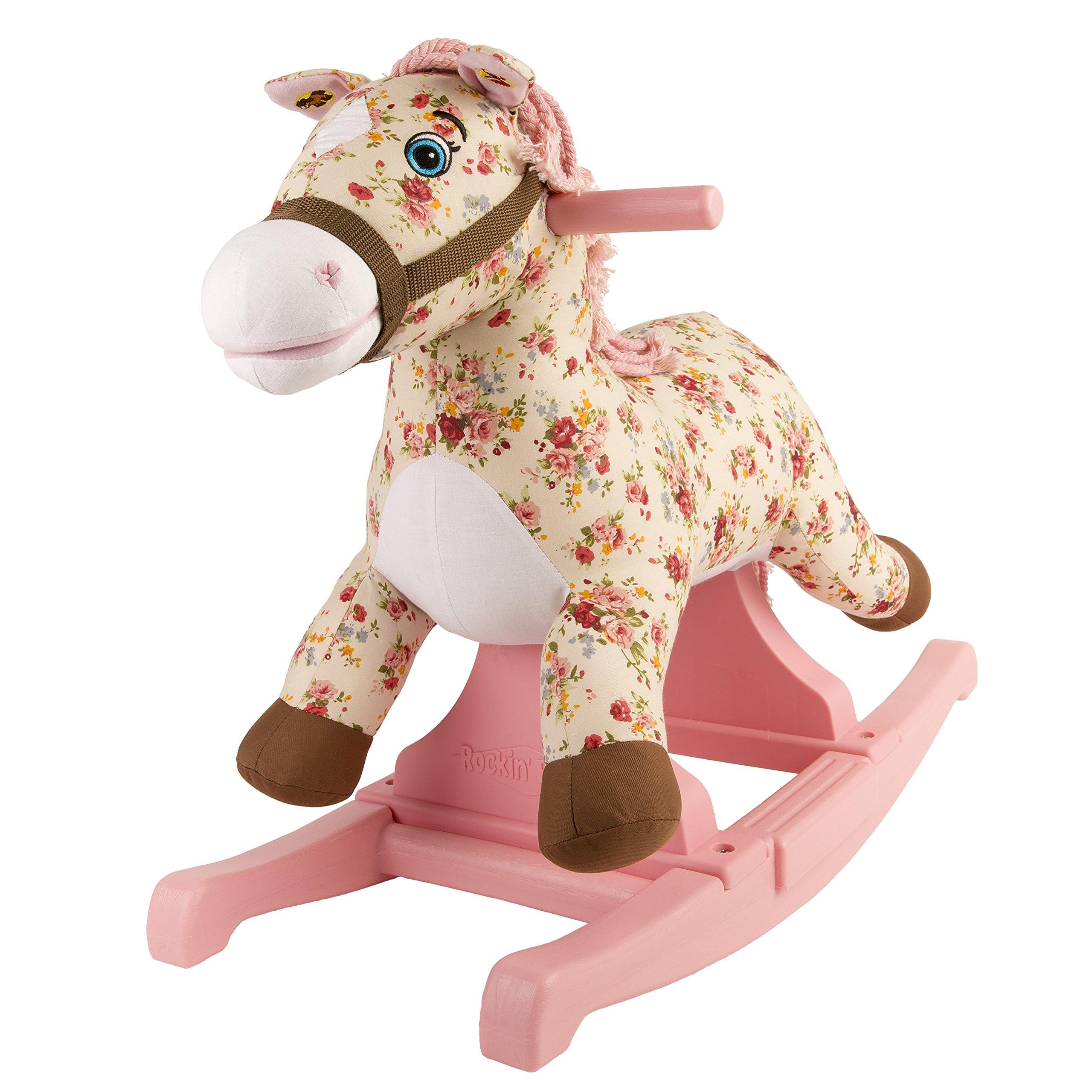 Rockin' Rider 5-20343M1 Bandana Vintage Rocking Pony Ride On