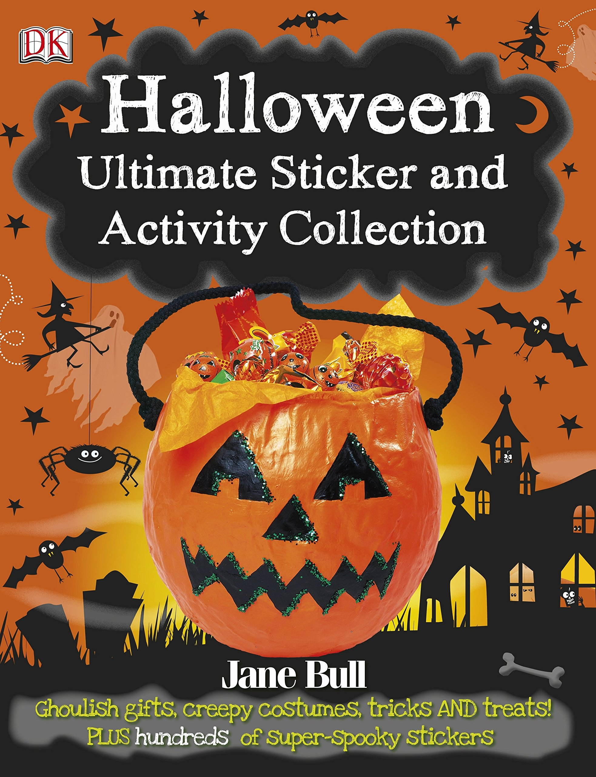Ultimate Sticker and Activity Collection: Halloween (Ultimate Sticker Collections) pdf