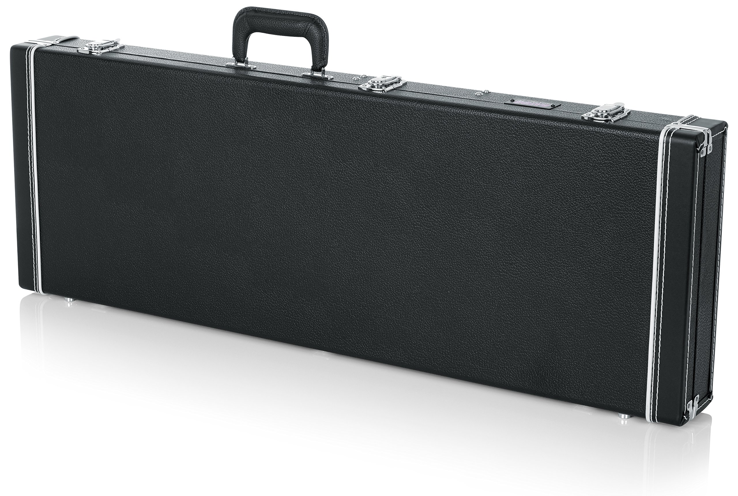 Gator Cases Deluxe Wood Case for Electric Guitars (GW-ELECTRIC)