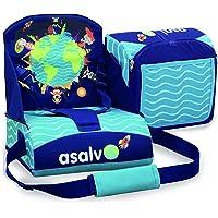 Asalvo 14009 - Trona de viaje, diseño niños