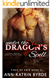 Under the Dragon's Spell (MM Gay Shifter Mpreg Romance) (Fires of Fate Book 1)