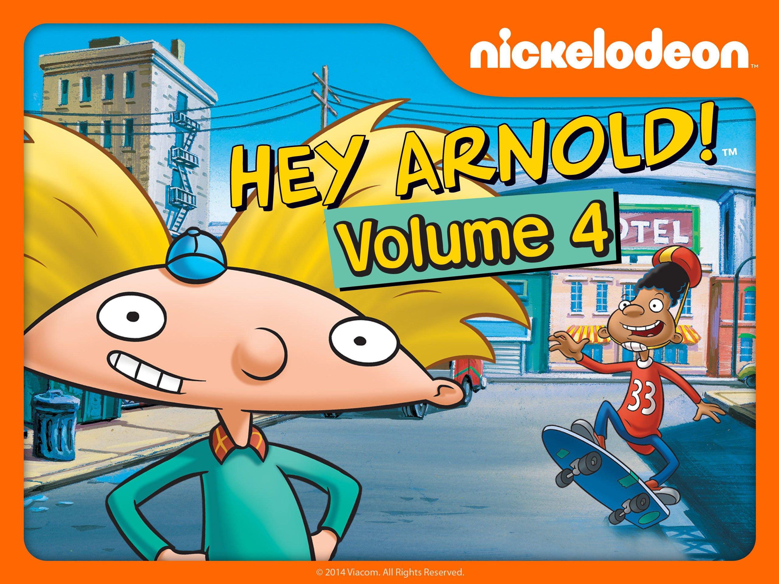 Amazoncom Watch Hey Arnold Volume 4 Prime Video