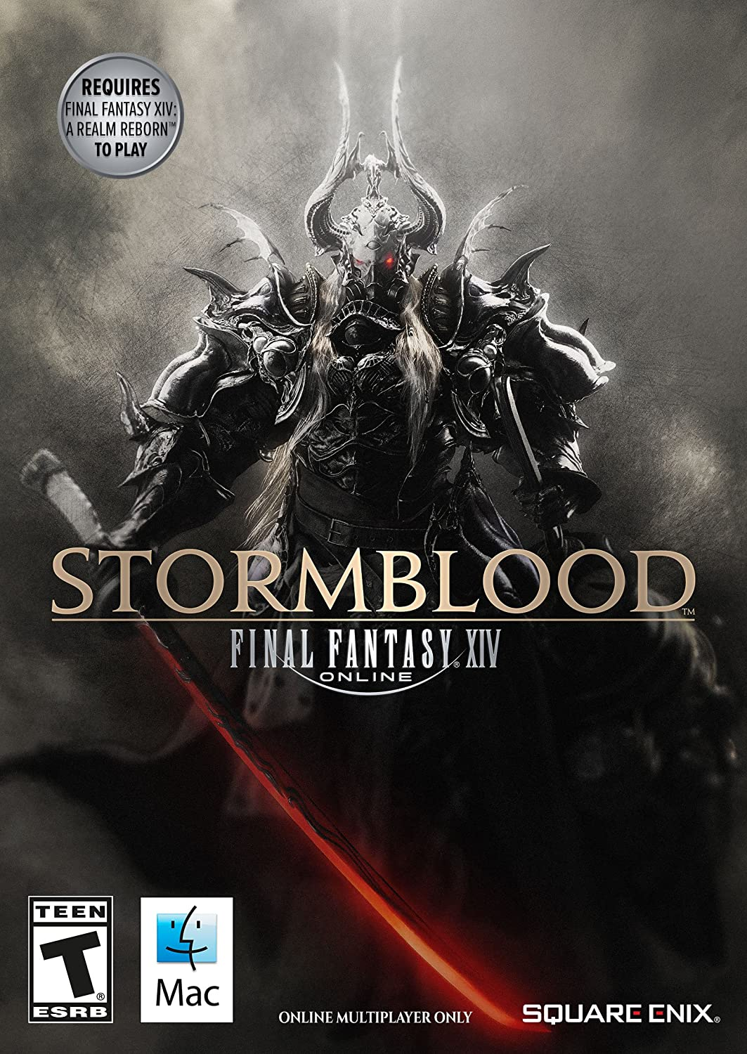 Amazon com: Final Fantasy XIV: Stormblood - PlayStation 4: Square