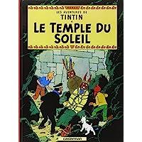 Les Aventures de Tintin, Tome 14 : Le temple du Soleil