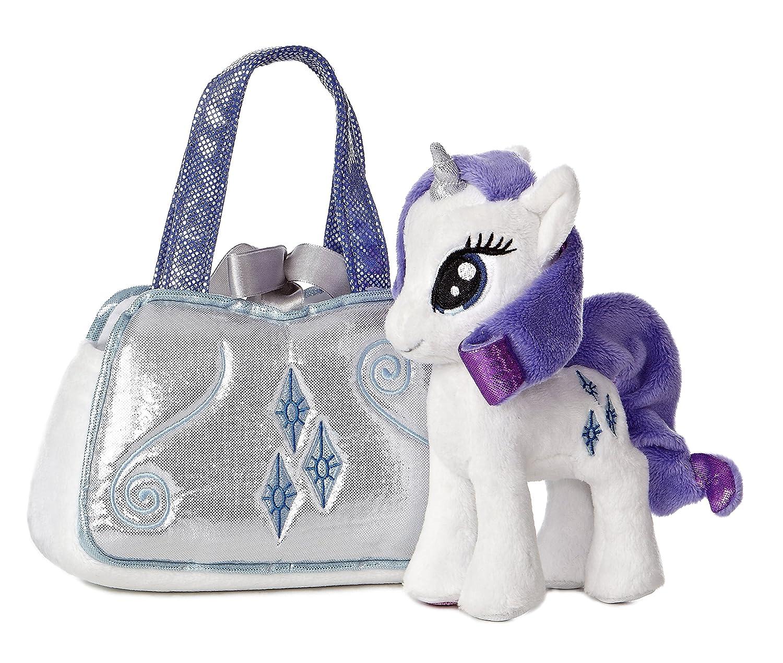 Amazon Aurora World My Little Pony Rarity Cutie Mark Carrier Toys Games