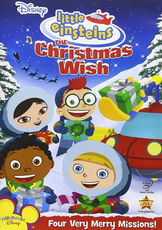 Amazon.com: Disney Little Einsteins: The Christmas Wish: Little ...
