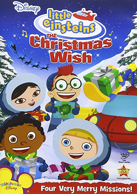 Amazon.com: Disney Little Einsteins: The Christmas Wish: Little Einsteins: Movies & TV