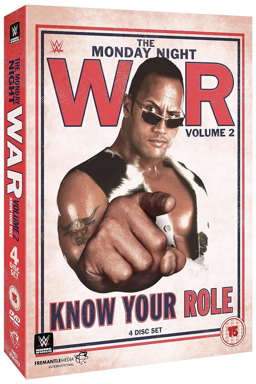 WWE: Monday Night War Vol. 2 - Know Your Role [DVD] [Reino Unido]