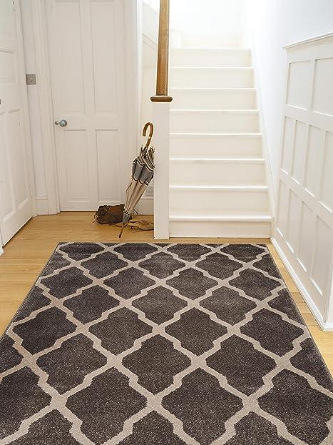 Benuta Teppiche: Teppich Lotus Braun 300x400 Cm   Schadstofffrei   100%  Polypropylen   Ornament Amazing Design