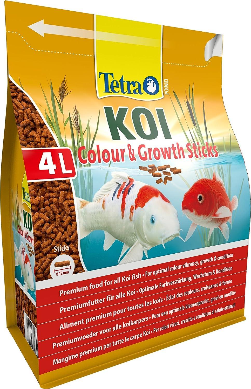 Amazon.com : 1200g Tetra Pond Koi Growth Fish Food : Pet Supplies