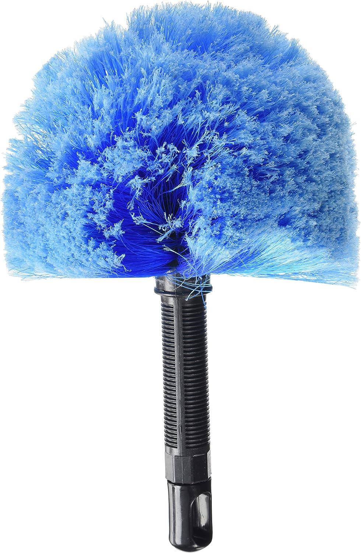 Zwipes Cobweb Duster Brush Head | Electrostatic | Fits All Acme Threaded Poles