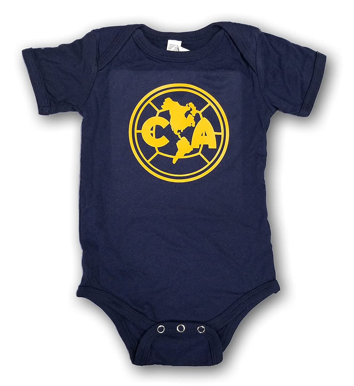 41b4b37cc14 Amazon.com  ESF Club America Baby Bodysuit Mameluco Jumpsuit Exclusive  Design  Clothing