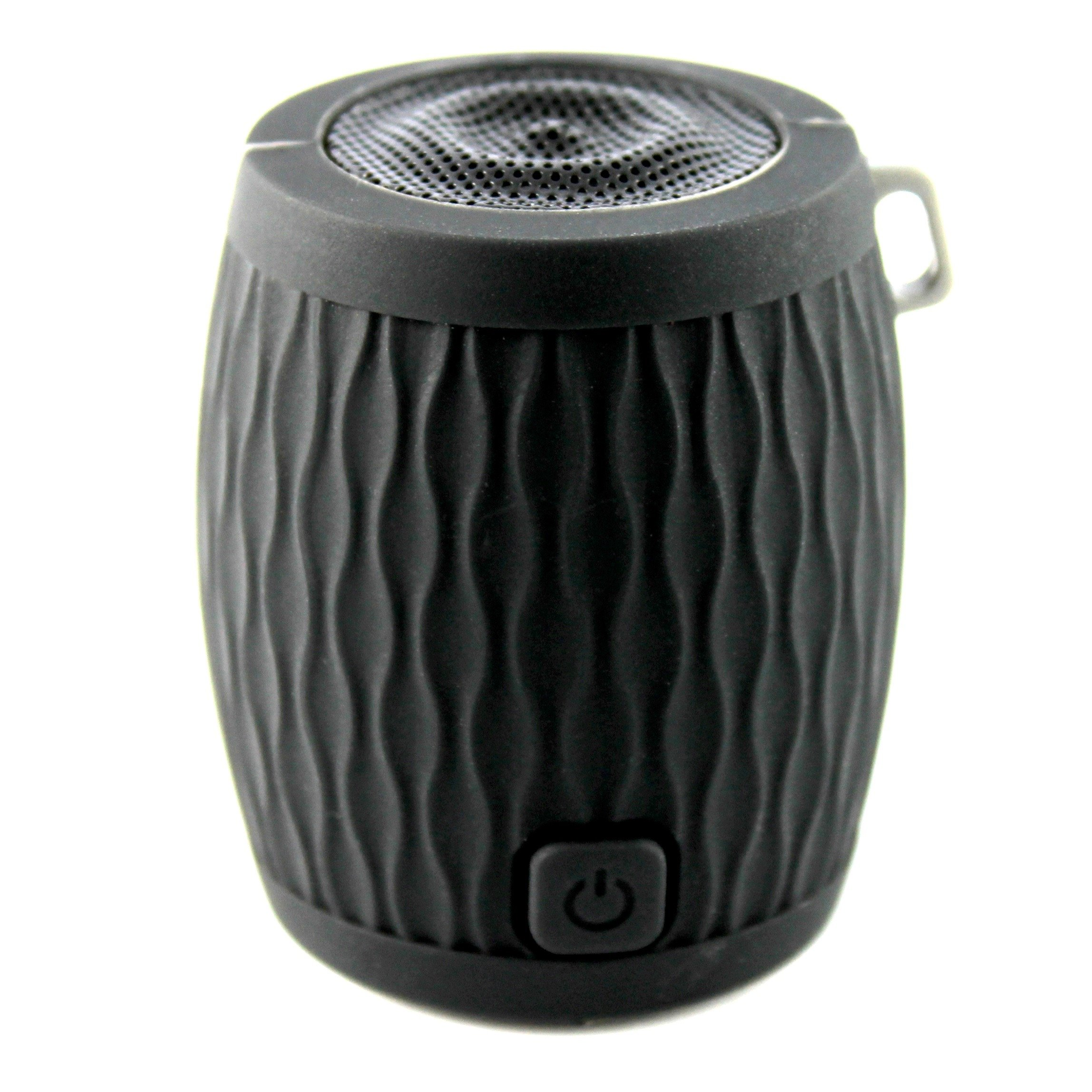 WAAV Rocker Mini Bluetooth Speaker for iOS (Black), iPhone,.