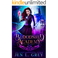 Year One (Bloodshed Academy Book 1) book cover