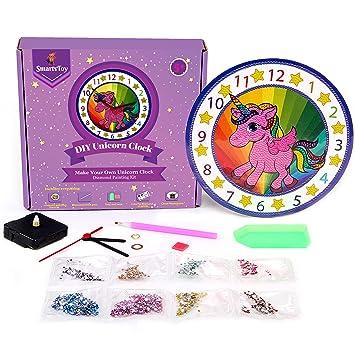 Amazon.com: Kit de reloj de unicornio para niñas y niños ...