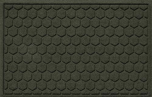 AquaShield Honeycomb Mat, 2 by 3-Feet, Charcoal