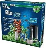 JBL ProFlora Bio160 64446 Bio-CO2-Düngeanlage mit erweiterbaren Diffusor, Für Aquarien von 50-160 l, 2