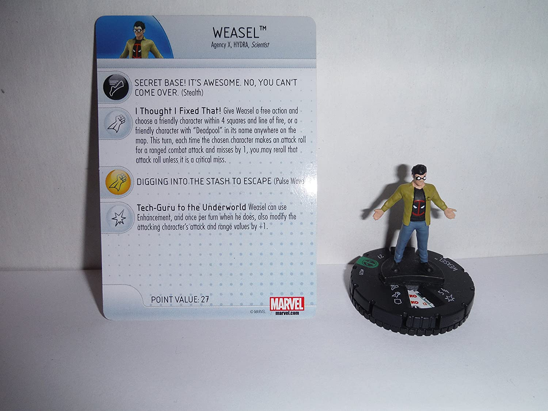 Marvel Heroclix Deadpool Booster PACK: Amazon.es: Juguetes y juegos