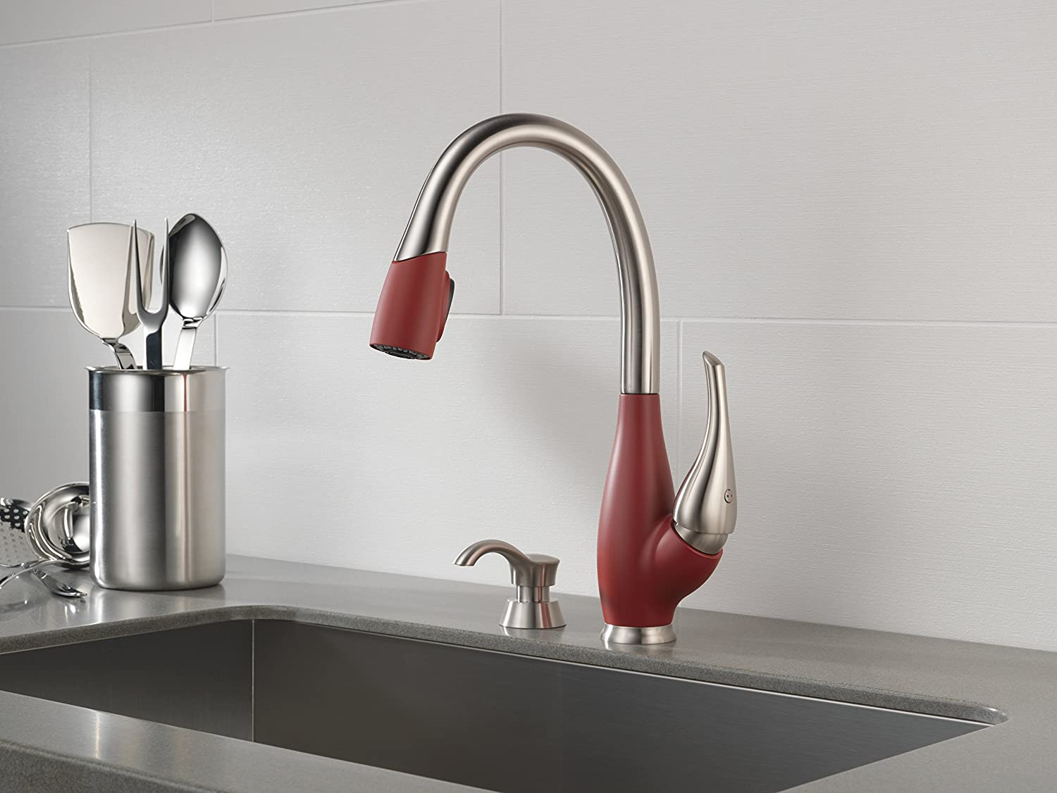 of faucet faucets modern decor affordable photos delta picture home kitchen
