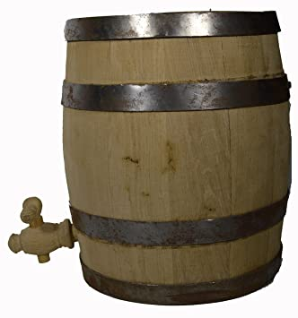 Amazoncom Scratch Dent Sale 15 Gallon New Oak Barrel Whiskey Rum