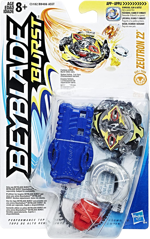 Beyblade Burst Starter Pack, Zeutron Z2: Amazon.es: Juguetes y juegos