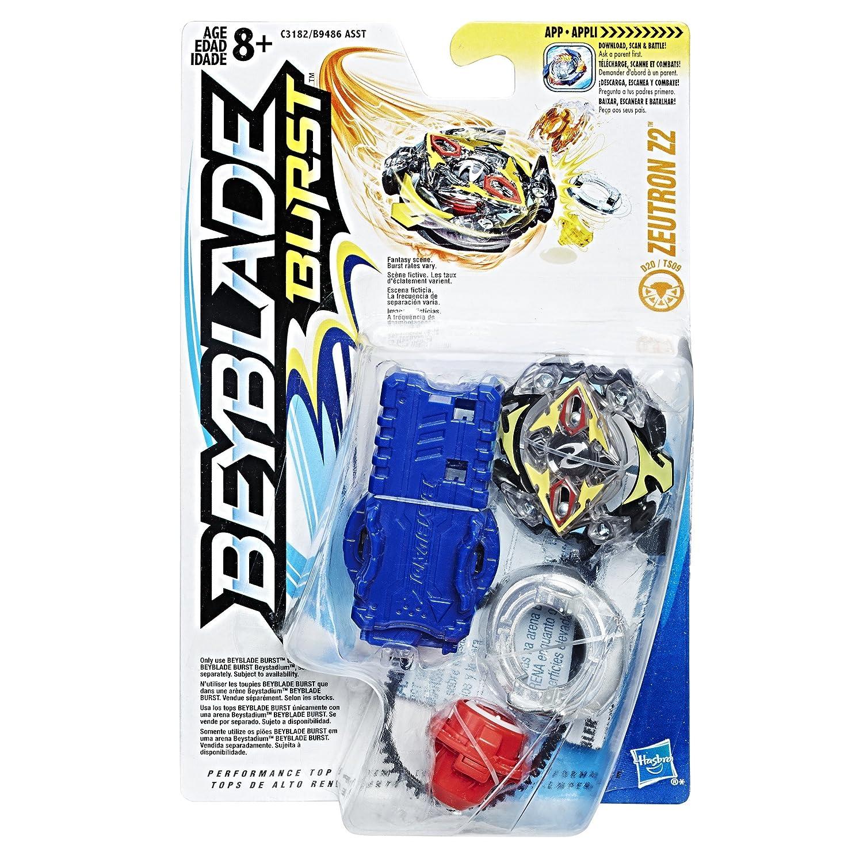 Beyblade Burst Starter Pack Zeutron Z2 Hasbro C3182AS0
