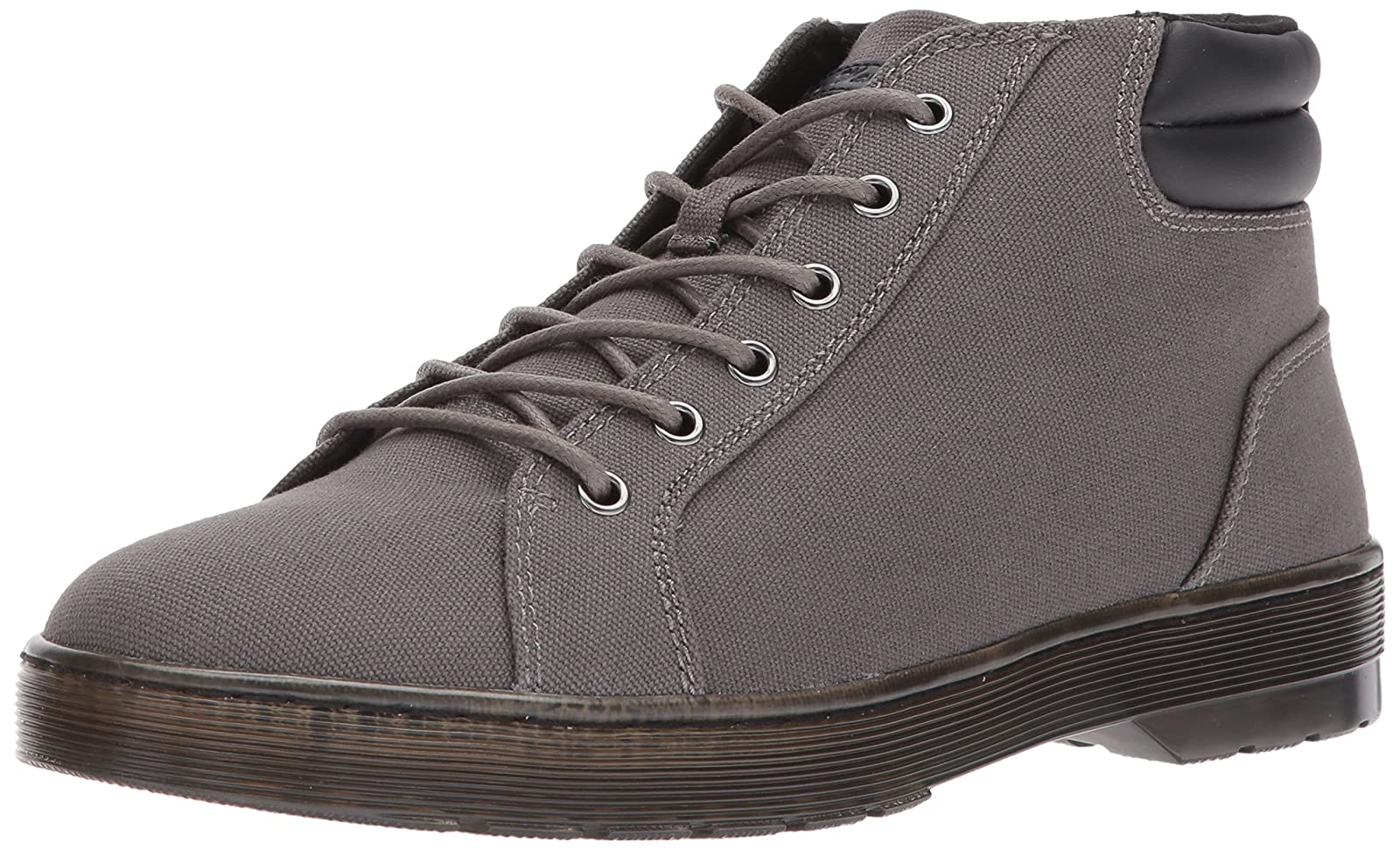 Dr. Martens Men's Plaza Gunmetal Fashion Boot R22864029 - 1