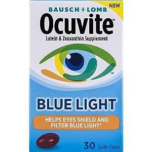 Ocuvite Blue Light Defense, 30 Count