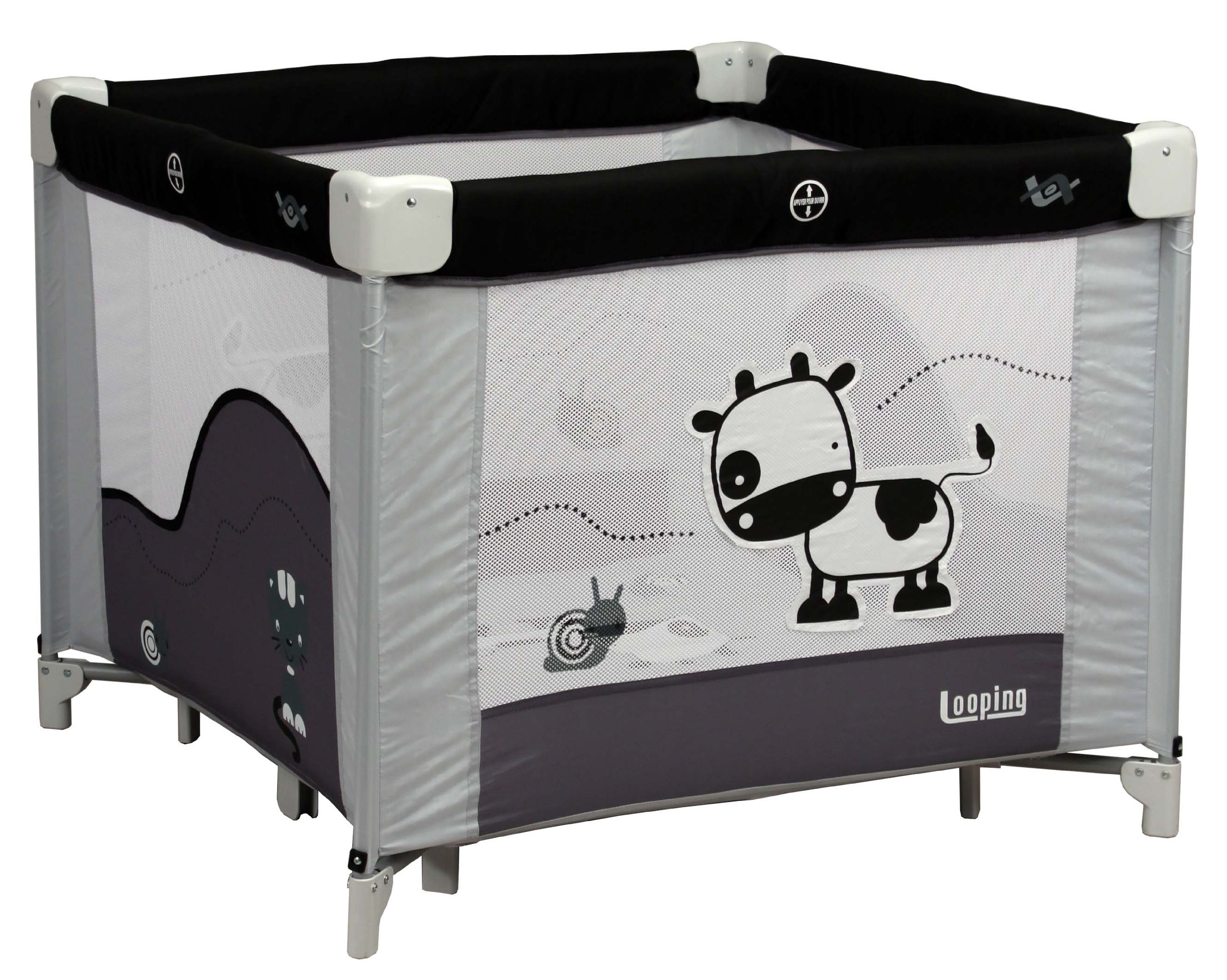 Looping Parc Pliant Black Home product image