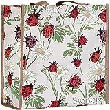 Signare Womens Fashion Tapestry Shopper Bag Shoulder Bag in Laydbird Design
