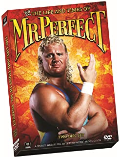 wwe the life and times of mr perfect