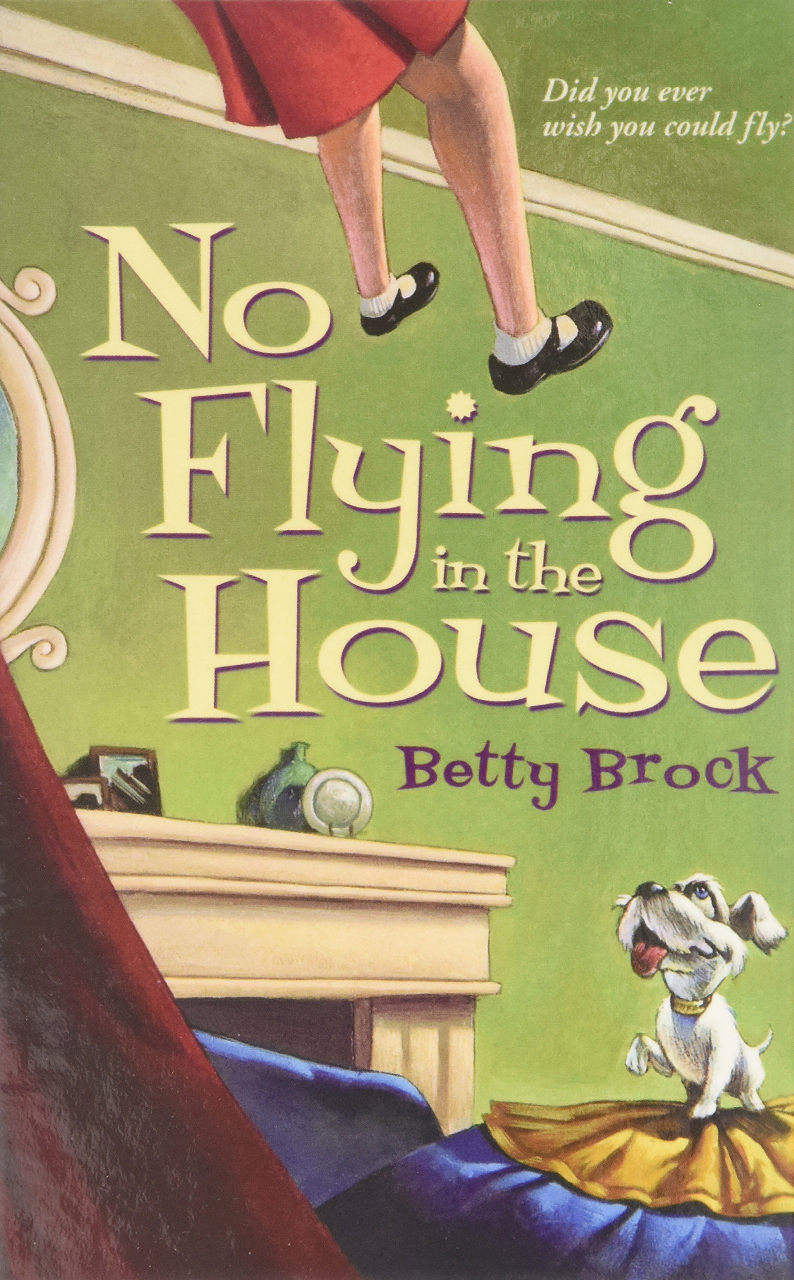 Read Online No Flying in the House PDF