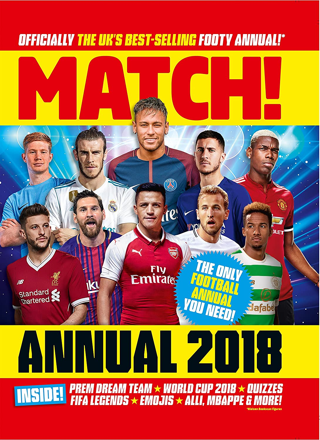 6a77811db92 Match Annual 2018 (Annuals 2018) - Kindle edition by MATCH. Children ...