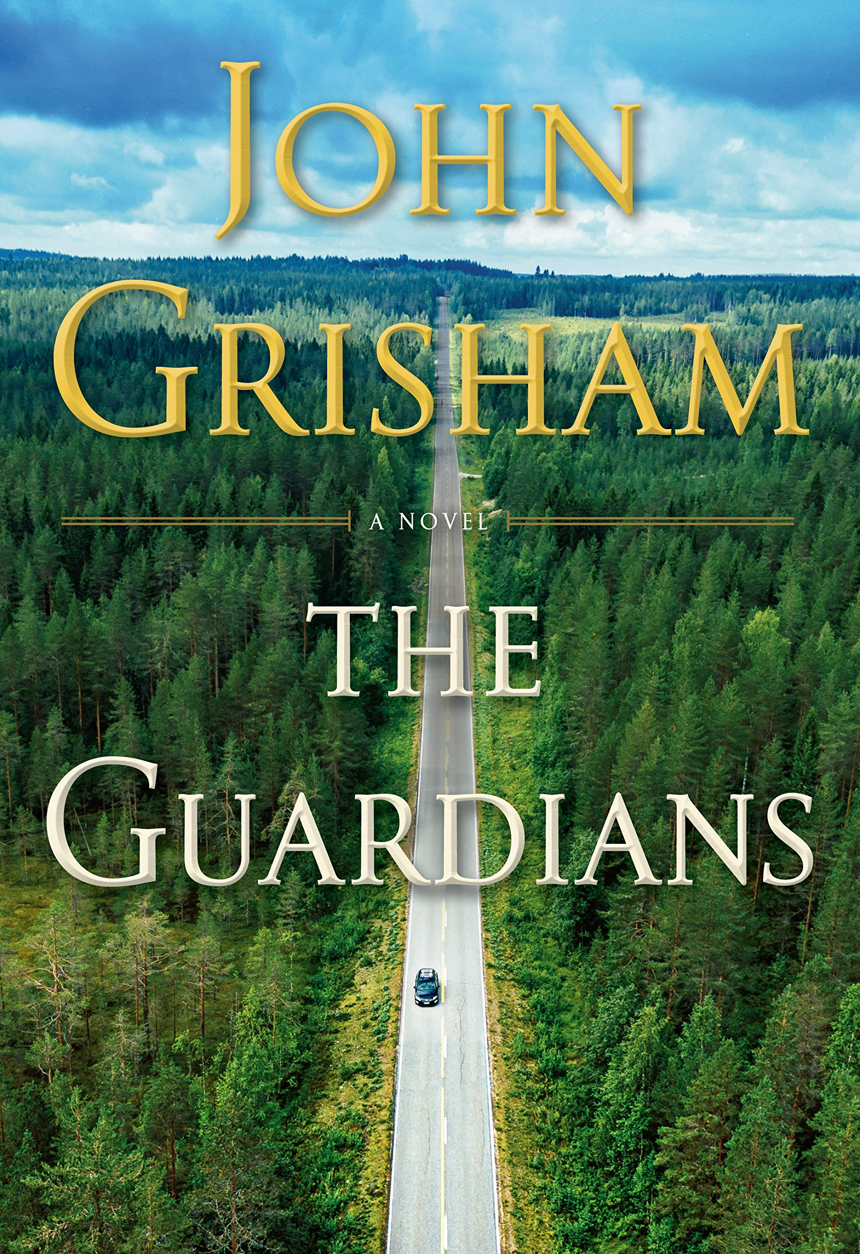 The Guardians: A Novel by Doubleday