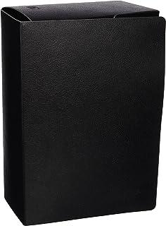 Mariola 22124 - Caja proyectos armada cartón con gomas L120 mm, color negro