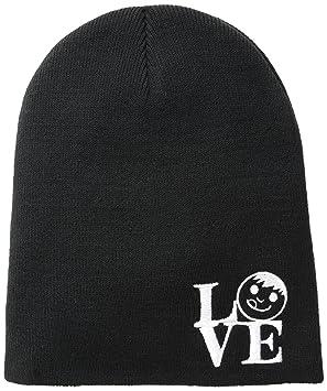 Neff Love Beanie Hat - Black 81660eefd58