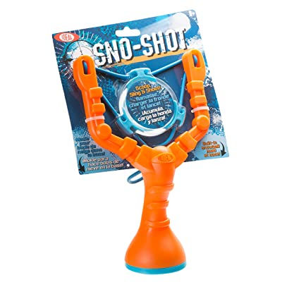 Ideal Sno Shot Kids Outdoor Snow Activity: Toys & Games [5Bkhe1401119]
