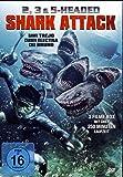 2, 3 & 5 Headed Shark Attak ( Die Trilogie )
