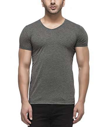 14b893968 Tinted Men's Rayon, Polyester and Spandex T-Shirt: Amazon.in ...