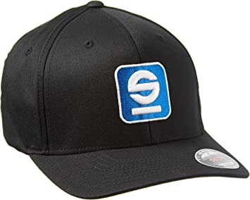 Sparco SP14N LID Black Large//XL Cap