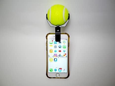 Smartphone accesorio para Selfies con sus mascotas, (Squeeky ...