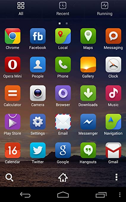 Amazon com: Miui Icon Pack Lite: Appstore for Android