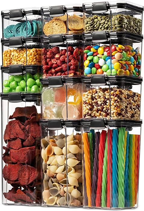 The Best Pantry Storage Food Containers