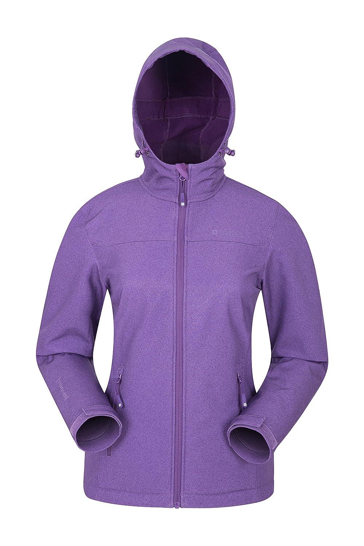 Mountain Warehouse Exodus Womens Printed Jacket - Summer Rain Coat