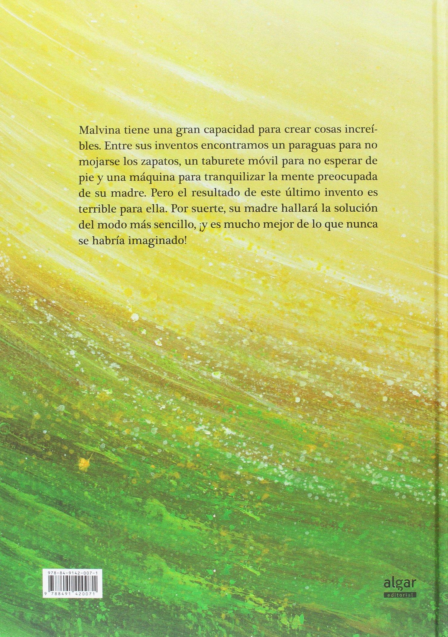 Los inventos de malvina (Álbumes ilustrados): Amazon.es: André Neves: Libros