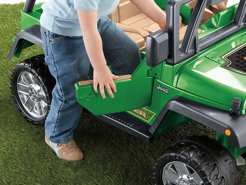 Power Wheels Jeep Wrangler Toys Games Furthermore Mini Go Kart On Electric Start Honda Engine