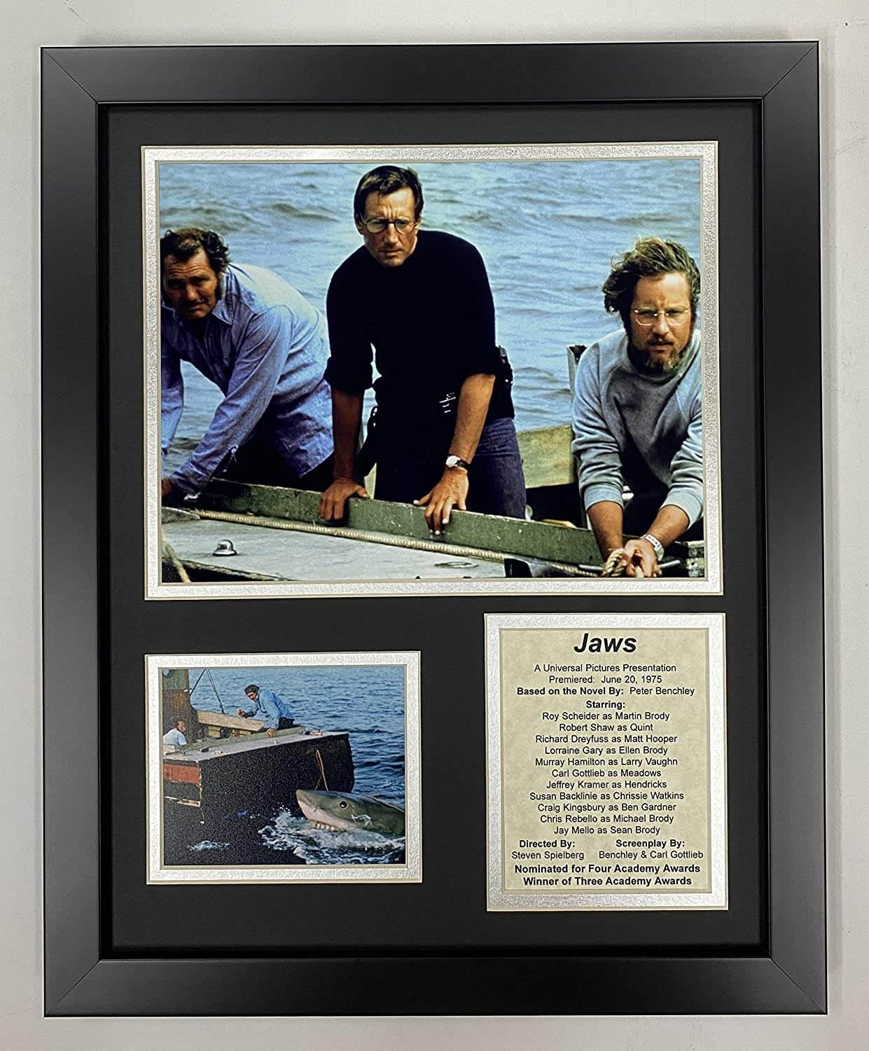 """Jaws Movie Collectible 