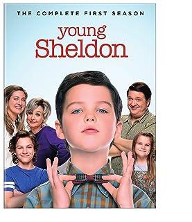 Book Cover: Young Sheldon: Season 1